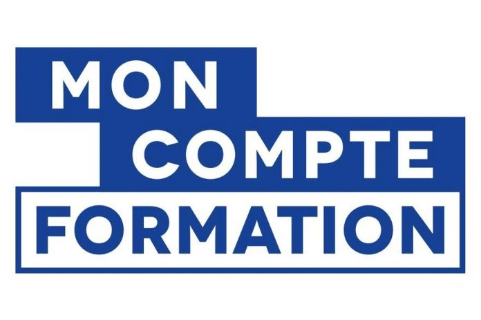 application compte formation